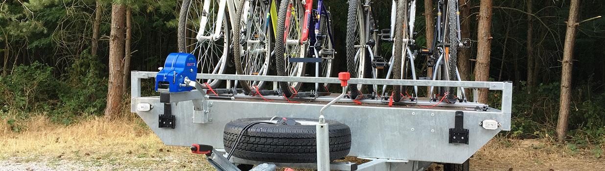 HARIHO spoločnosť ponúka prepravu bicyklov.